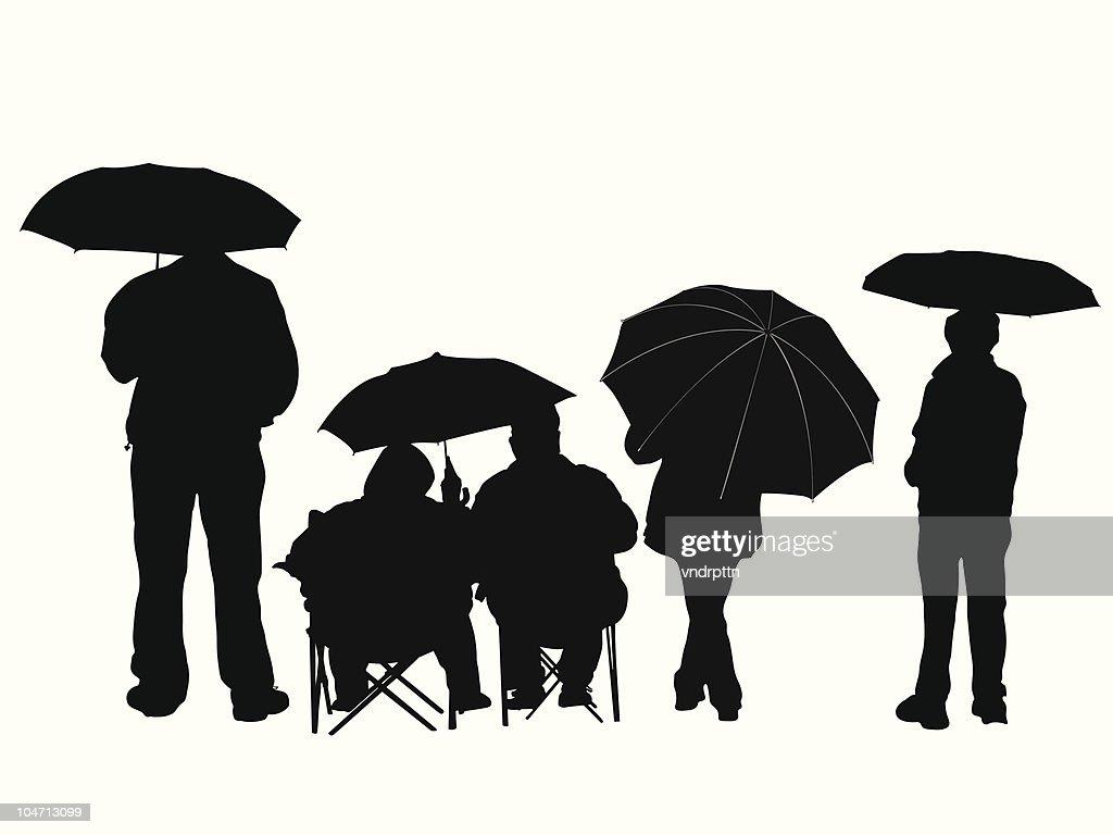 Umbrella People