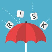 Umbrella protects against risk
