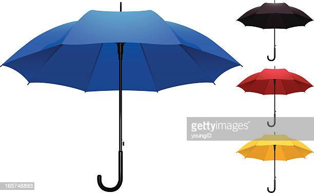 illustrations, cliparts, dessins animés et icônes de parapluie - parapluie