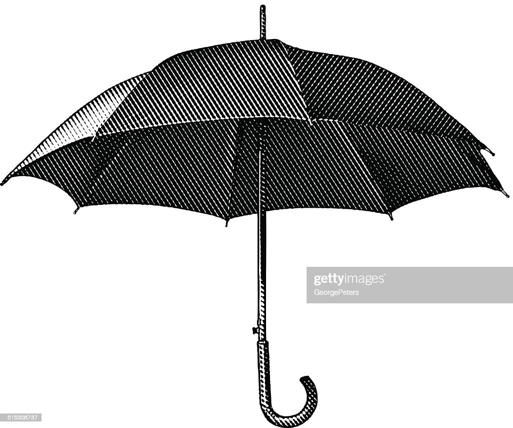 Umbrella : stock illustration