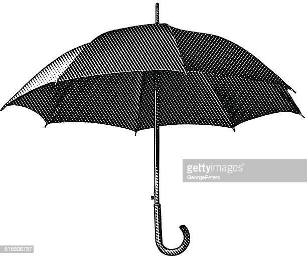 傘 - 傘点のイラスト素材/クリップアート素材/マンガ素材/アイコン素材