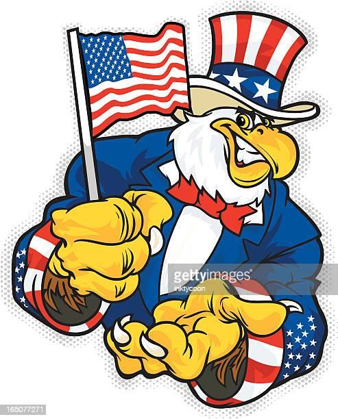 Uncle Eagle Sam