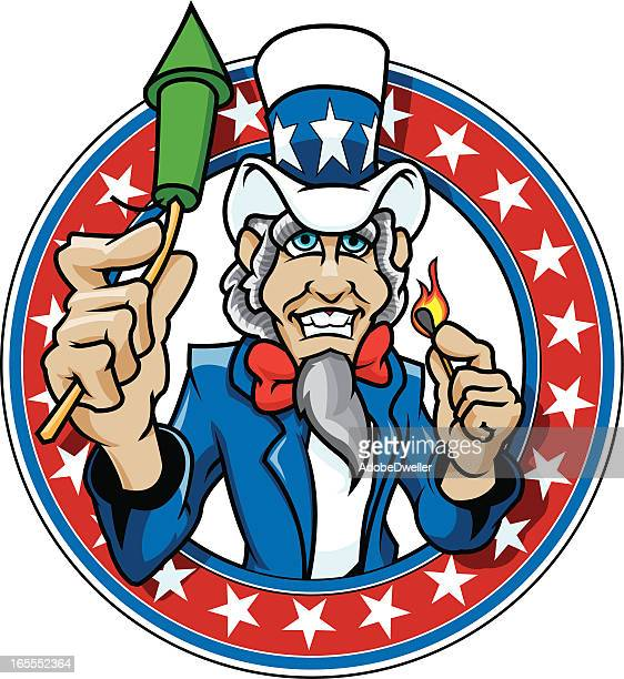 Uncle Sam 4th of July