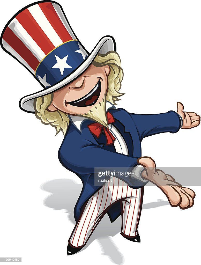 Uncle Sam Presenting