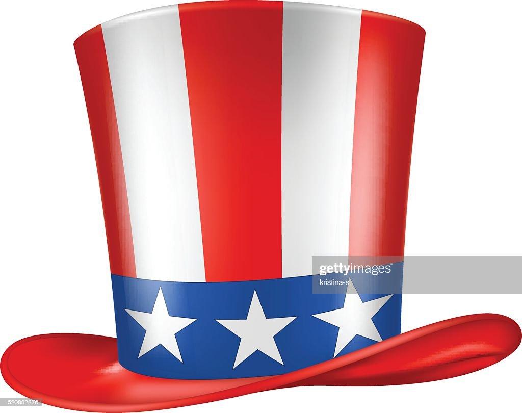 Uncle Sam's Hat.