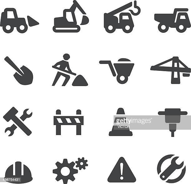 Under Construction Icons - Acme Series