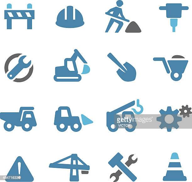 Under Construction Icons - Conc Series
