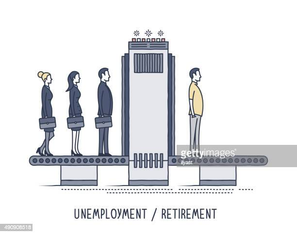 Unemployment & Retirement