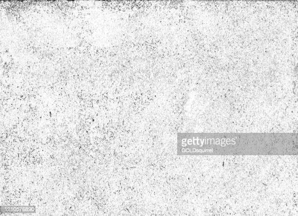 uneven raw cork surface painted by hand and paint roller on white color - imperfect dirty dotted vector background - original imprinted pattern - extreme terrain stock illustrations