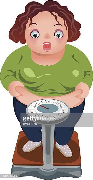 ilustraciones, imágenes clip art, dibujos animados e iconos de stock de comida no saludable - bulimia