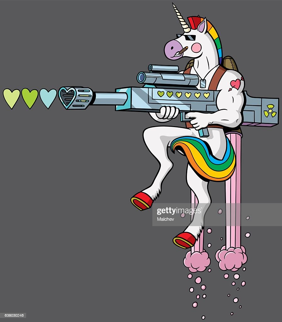 Unicorn Soldier