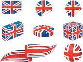 Union Jack Elements