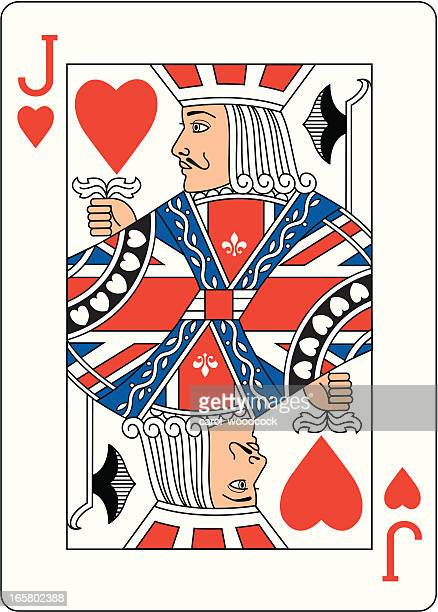 Union jack of Hearts Two