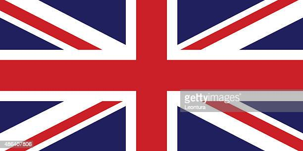illustrazioni stock, clip art, cartoni animati e icone di tendenza di union jack - inghilterra