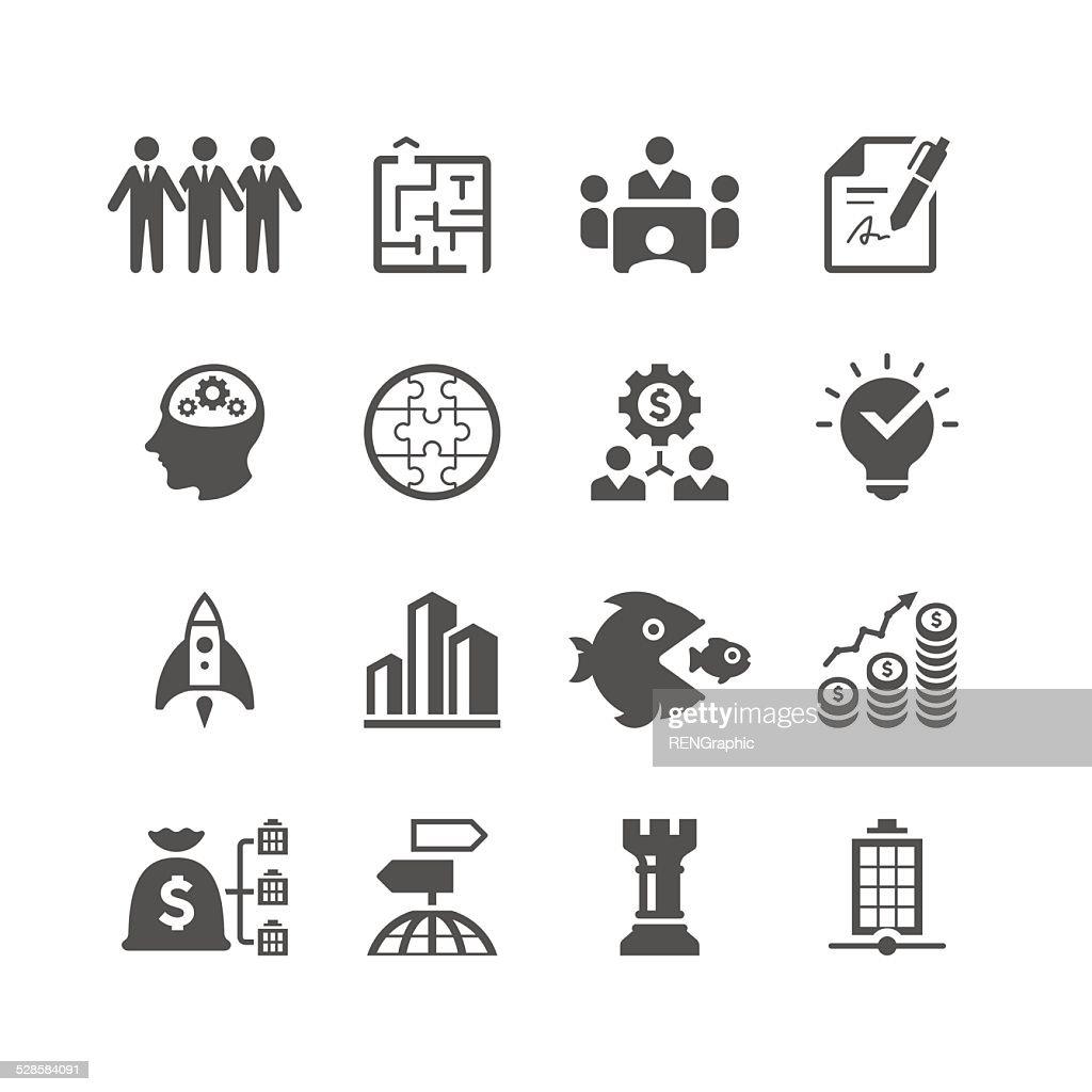 Unique Icon Set   Unique Series