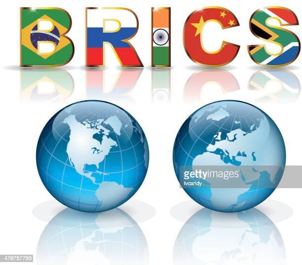 BRICS (Brazil, Russia, India, China, South Africa) Unite