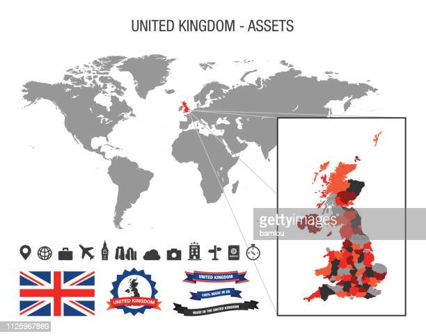 united kingdom assets - megalith stock illustrations, clip art, cartoons, & icons
