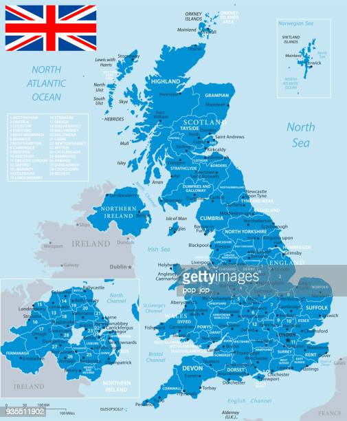 33 - United Kingdom - Blue Gray 10