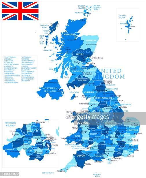 04 - United Kingdom - Blue Spot Isolated 10