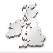 UK And Ireland Map Vector Download Vectors Page - United kingdom map vector