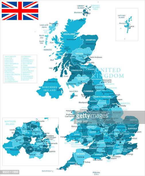 31 - United Kingdom - Murena Spot Isolated 10