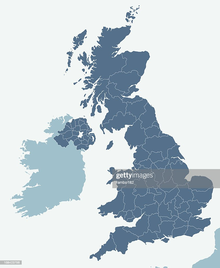 United Kingdom : stock illustration