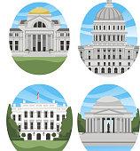 United States USA National Landmarks I