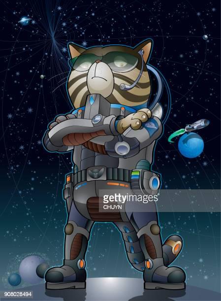 Universal cat