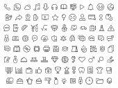 100 Universal Icon 48x48 Pixel Perfect Editable Stroke