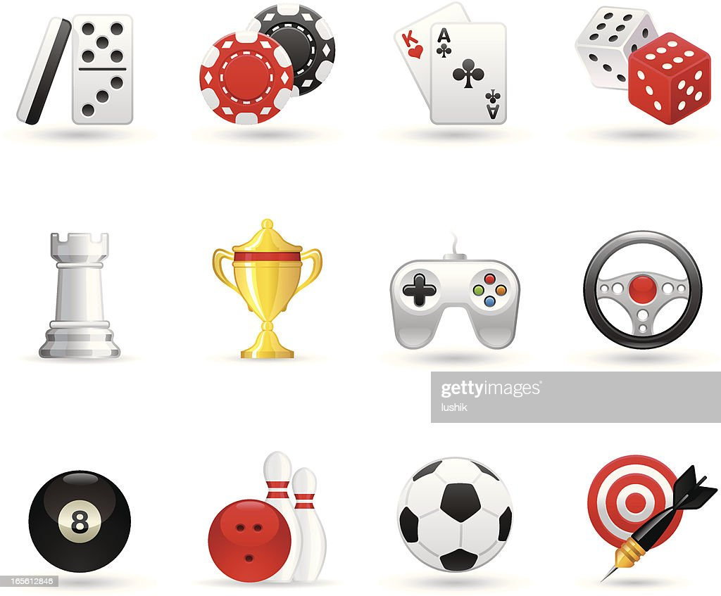 Universal icons - Games