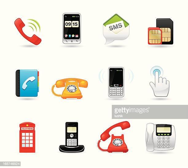 Universal icons - Phone