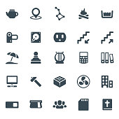 Universal Icons Set 13