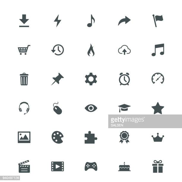 Universal Internet Icons