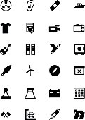 Universal Web and Mobile Vector Icons 15