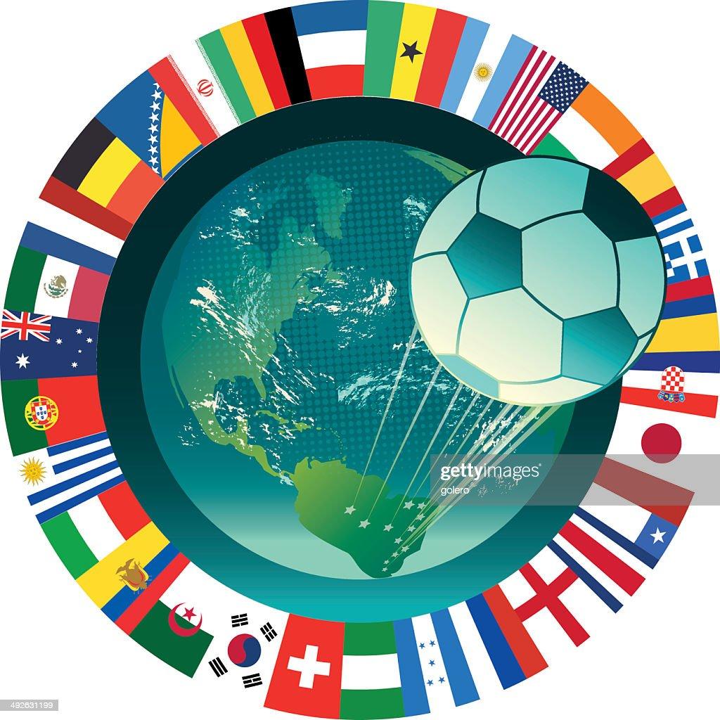 universe soccer emblem