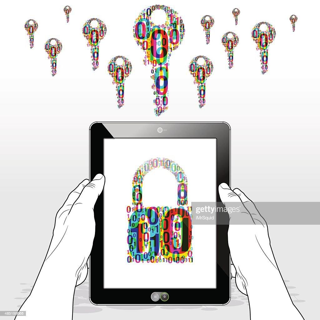 Unlock online