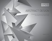 Unreal construction, geometric elements, many arrows