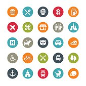 Urban icons / Ringico series