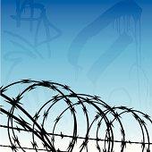 Urban Jail Background