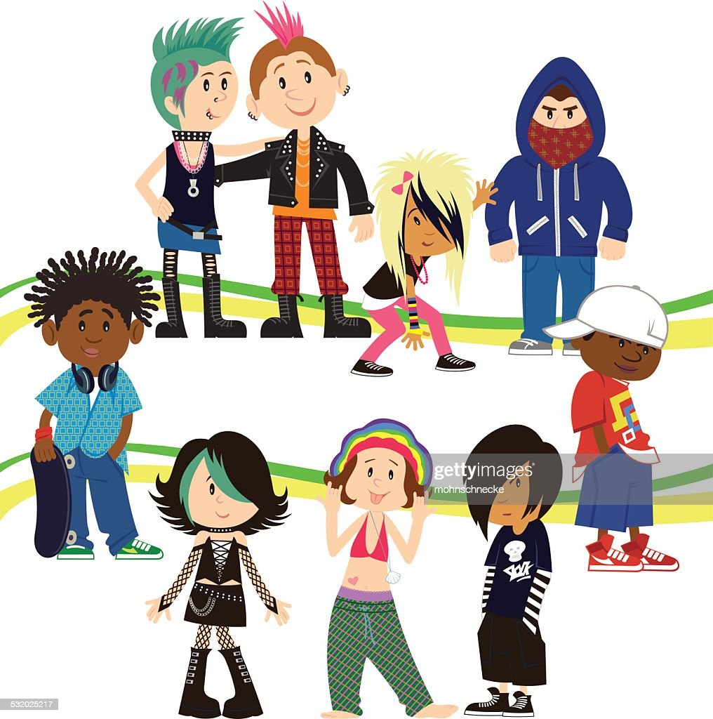 Urban Teenagers