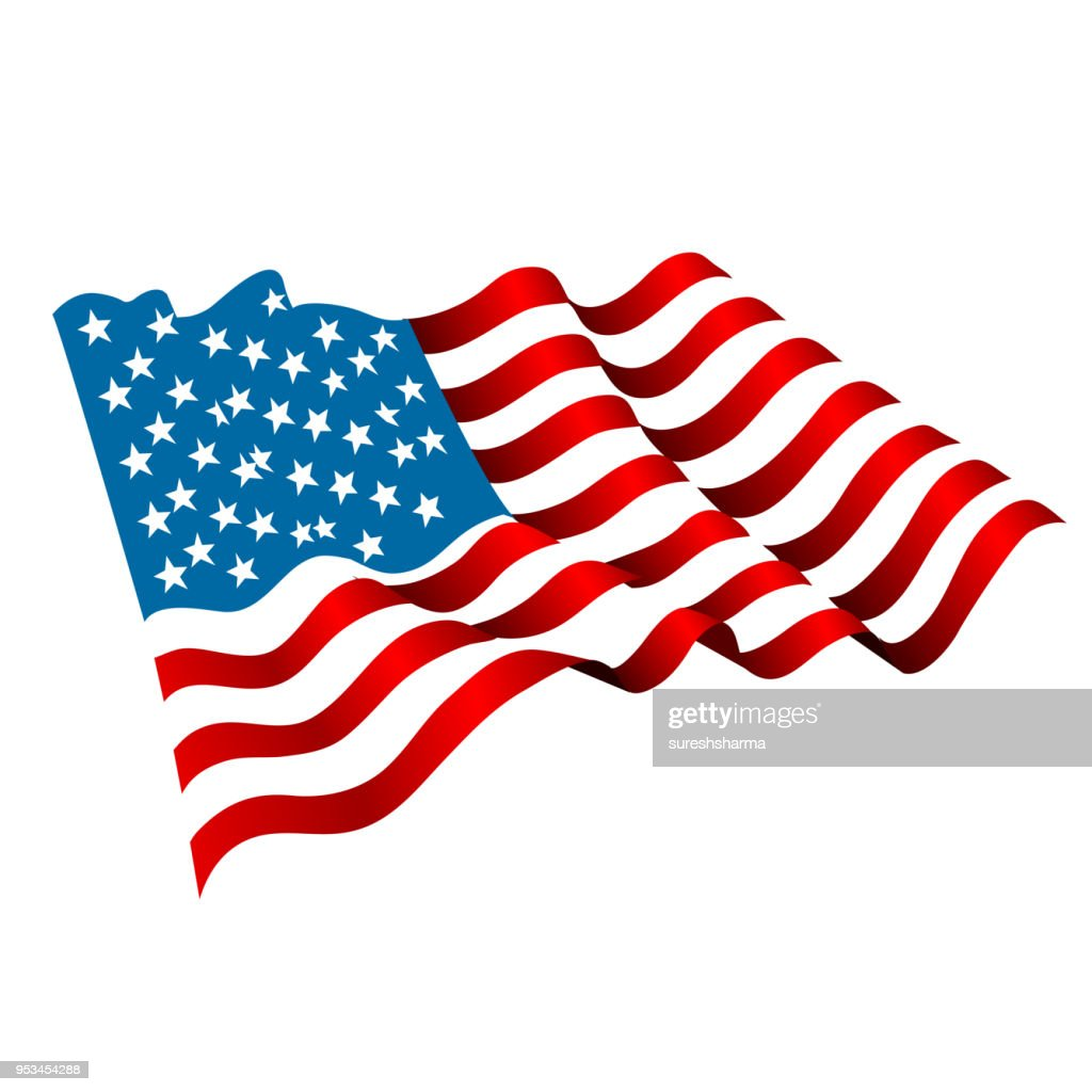 Us flag Icon