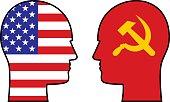 Usa vs Russia Heads