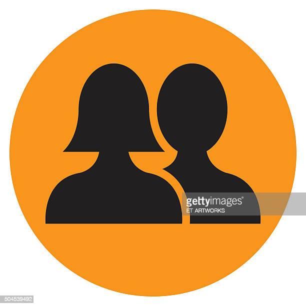 Icône de profil utilisateur