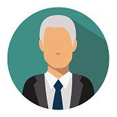 User sign icon. Person symbol. Human avatar.
