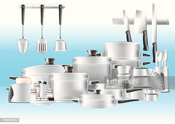 utensil - kitchenware department stock illustrations, clip art, cartoons, & icons