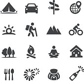 Vacation Icons - Acme Series