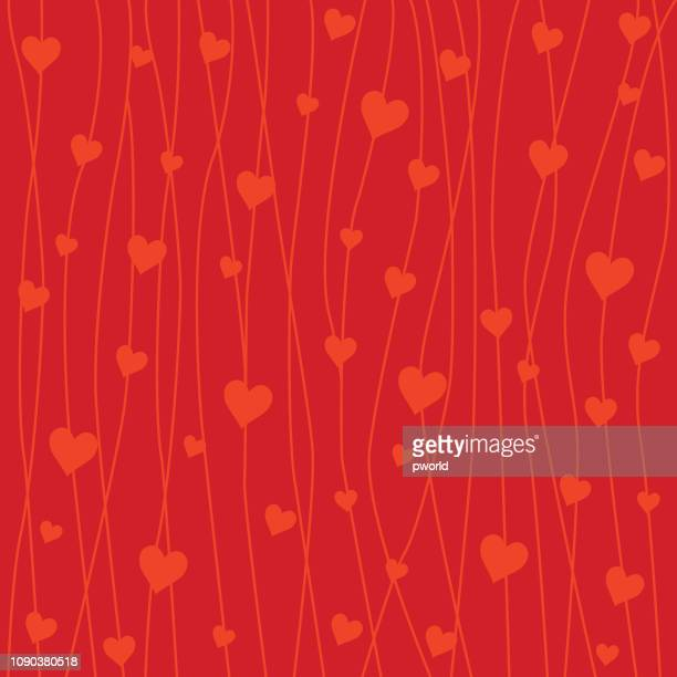 valentine's day background . - february stock illustrations