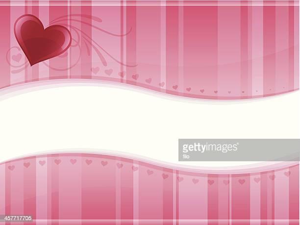 valentine's day background - arrowwood stock illustrations, clip art, cartoons, & icons