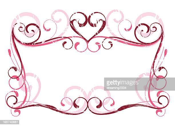 Valentinstag Grenze
