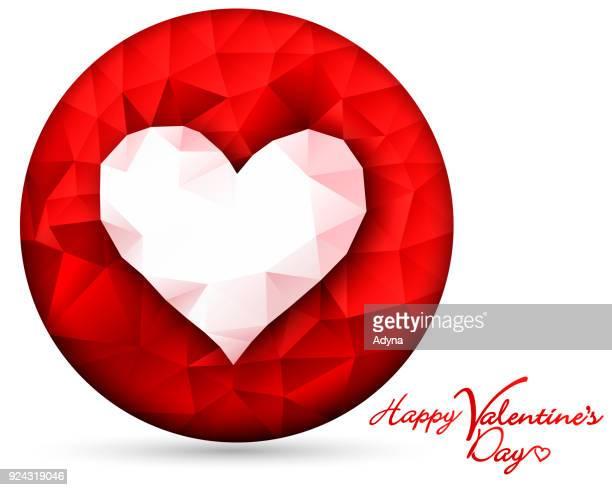 valentine's day heart - surrounding stock illustrations, clip art, cartoons, & icons